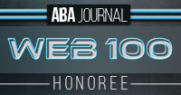 ABA Journal Web 100 Honoree