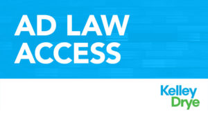 Ad Law Access Blog - https://www.adlawaccess.com/